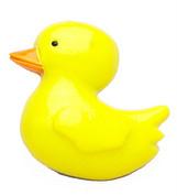 Rubber Ducks Shower Curtain Hooks - set of 12