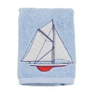 Sailing washcloth