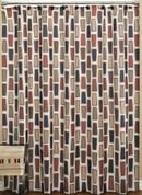 Scottsdale - Fabric Shower Curtain