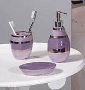 Shimmer Stripes - Soap Dish