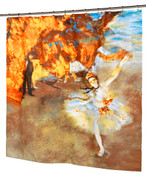 The Star by Degas ballerina