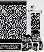 Zebra Black - Lotion Pump