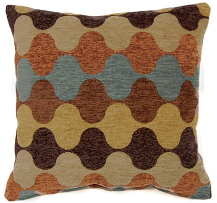 Ace Throw Pillows (Set of 2) - Earth