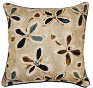 Alhambra Throw Pillows (Set of 2) - Teal