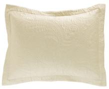 Lenore Pillow Sham - Ivory