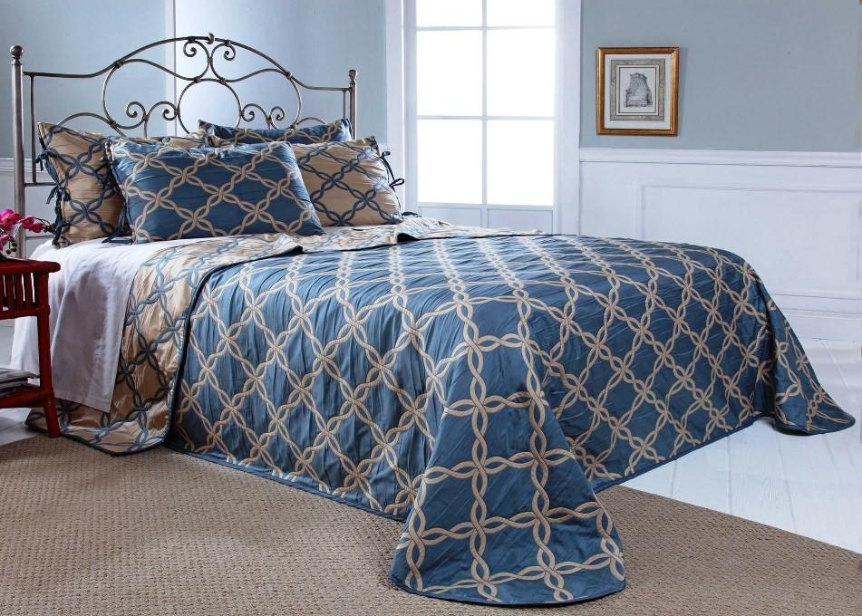 Bedspreads.Belmont Bedspreads Harbor