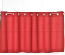 "Jackson Grommet 36"" tier - Available in Red, White, Navy, Chocolate"