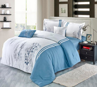 Harmony Queen Comforter Bedding Set