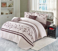 Primavera Queen Comforter Bedding Set