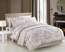 Versailles Queen Comforter Bedding Set