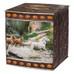 Horse Canyon tissue box cover