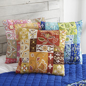 Kendall Quilted Throw Pillow - Harvest