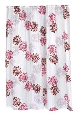 Emma - Fabric Shower Curtain