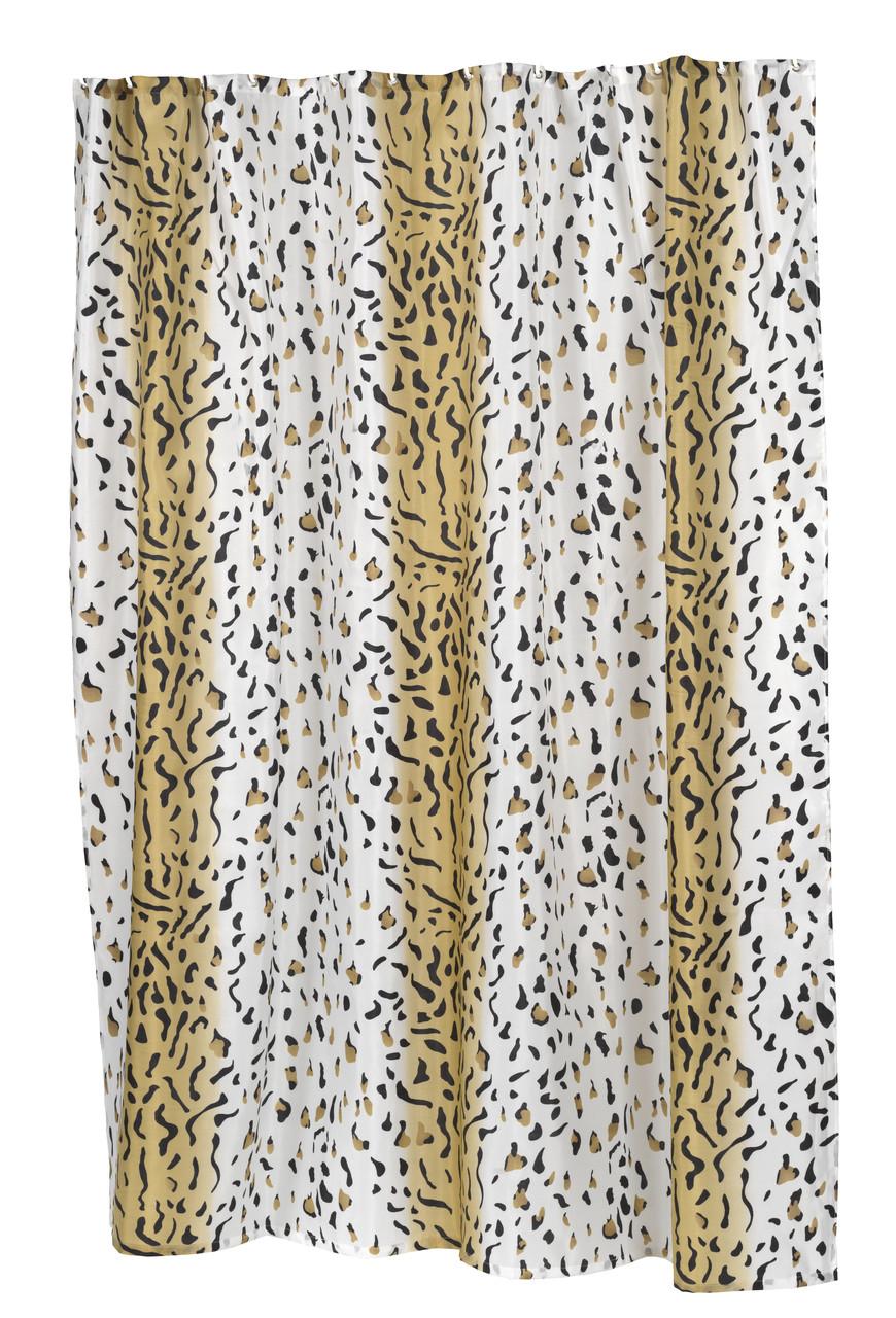 Hailey Fabric Shower Curtain