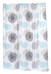 Isabella - Fabric Shower Curtain