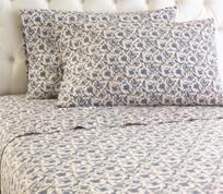 Micro Flannel Sheet Set - Jacobean