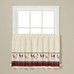 French Country Kitchen Curtain tier from Saturday Knight