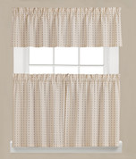 Hopscotch Kitchen Curtain from Saturday Knight