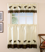 Forest Kitchen Curtain