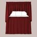 Holden Garnet Kitchen Curtain from Saturday Knight