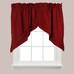Holden Garnet Kitchen Curtain swag from Saturday Knight
