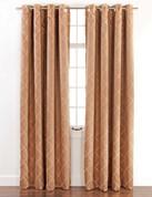 Envision Blackout Grommet Top Curtain Panel - Bronze