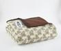 Shavel Micro Flannel Heated Blanket - Pinecones