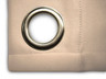 Ultimate Blackout Grommet Top Curtains putty