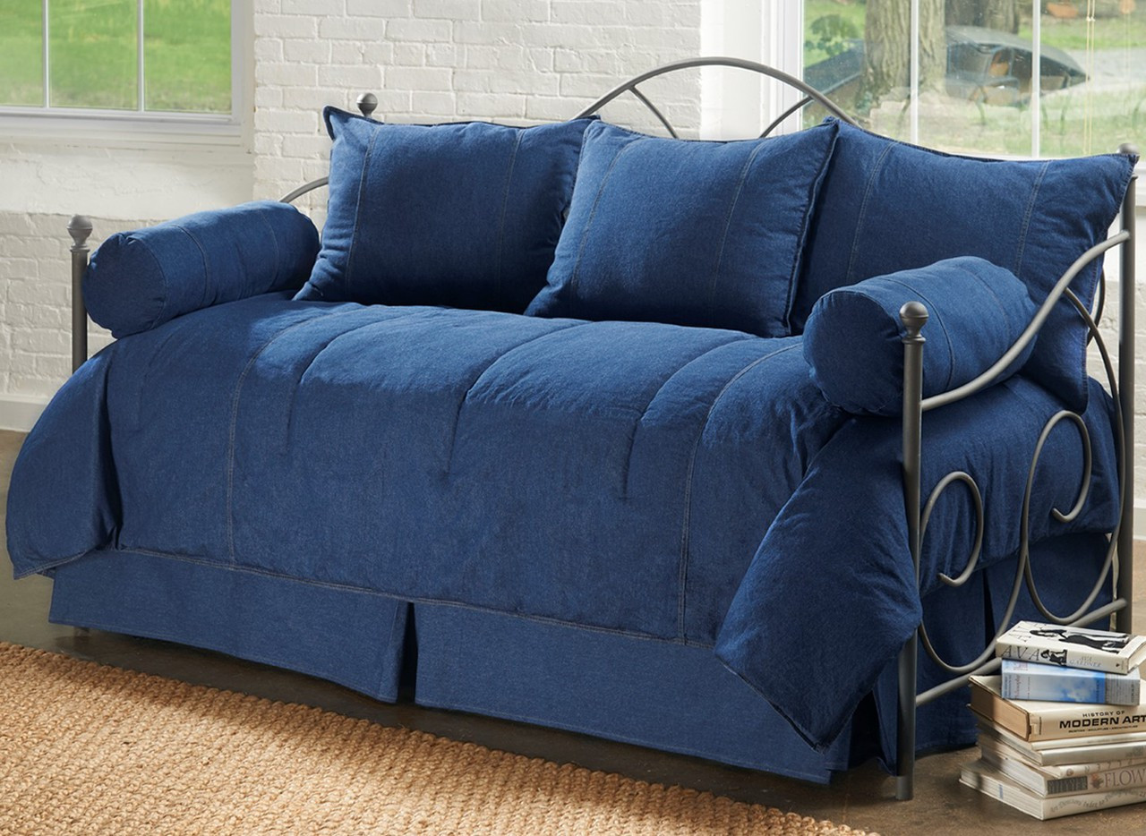 - American Denim Daybed Cover Set - Linens4Less.com
