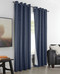 Highgate Grommet Top Curtain Panel - Navy from Commonwealth