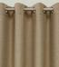 Henderson Grommet Top Curtain Panel - Mushroom