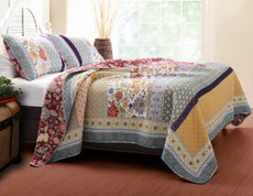 Geneva Quilt Set from Greenland