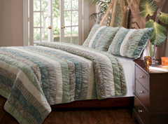 Paradise Quilt Set from Greenland