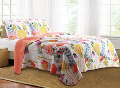 Watercolor Quilt SET from Greenland