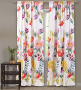 Watercolor Dream curtain pair from Greenland