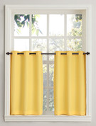 Montego grommet tier - Yellow from Lichtenberg