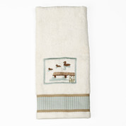 Lake Cabin Retreat Hand Towel from Saturday Knight