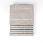 Colorware Stripe Bath Towel from Saturday Knight