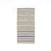 Colorware Stripe Hand Towel from Saturday Knight