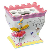 Fairy Princess Toothbrush Holder from Creative Bath