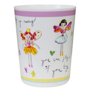 Fairy Princess Wastebasket from Creative Bath
