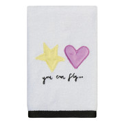 Fairy Princesses fingertip Towel from Creative Bath