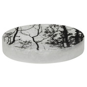 Sylvan Trees Soap Dish from Creative Bath