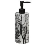 Sylvan Trees Lotion Dispenser from Creative Bath