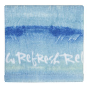 Splash Relax washcloth towel from Creative Bath