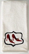 Fashion Passion Hand Towel from Saturday Knight