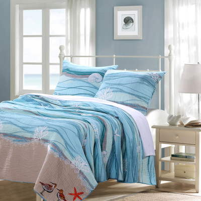 Maui Quilt Set - Twin from Greenland