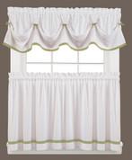 Kate Kitchen Curtain - Sage