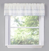 Beverly kitchen curtain valance