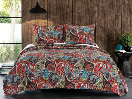 Tivoli Quilt Set from Greenland